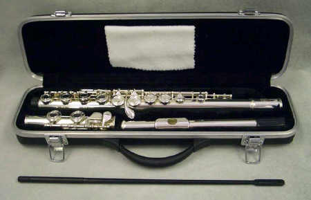 Student saxophones flutes clarinets trumpets trombone sale for Yamaha yfl225s flute sale